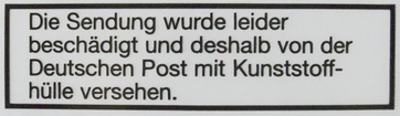 Beschwerden über Deutsche Post massiv gestiegen