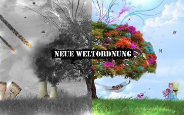Was es braucht: Eine neue Weltordnung die allen Menschen, Tieren, Pflanzen und dem Planeten dient.