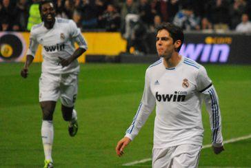 Kaká im Trikot von Real Madrid (2011)