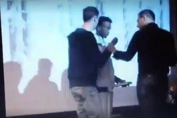 Bild: Screenshot Facebook Video von unzensuriert.at