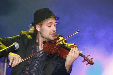 David Garrett (2012), Archivbild