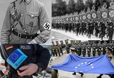 Viele paralellen inkl. Meinungszensur, Verfolgung andersdenkender, Parteien- und Vereinsverbote, Überwachung, etc. (Symbolbild)
