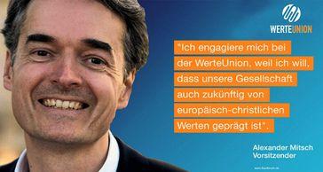 Werte-Union: Alexander Mitsch (2019)
