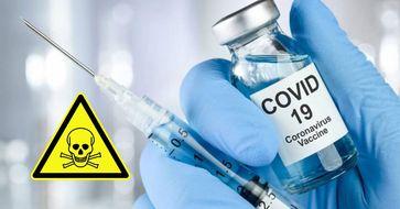Durch die Corona-Impfung könnten viele Menschen sterben.