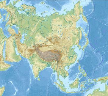Kaspisches Meer (Asien)