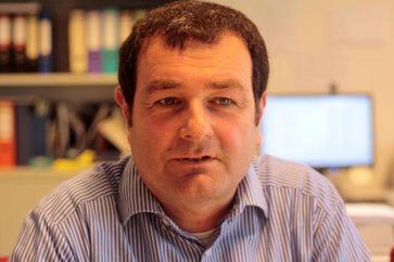 Prof. Dr. Rudolf Pietschnig. Quelle: Foto: Uni Kassel. (idw)