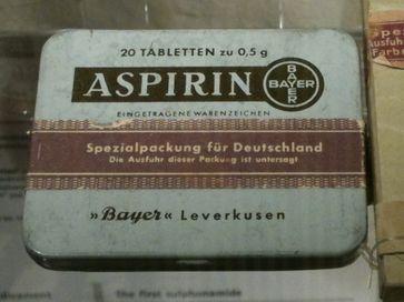 Verpackung, um 1940