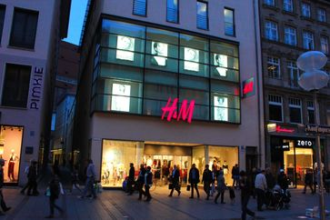 H&M-Filiale in München