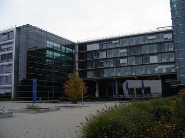 Sitz der DFS in Langen bei Frankfurt. Bild: Robert Gottwald / wikipedia.org