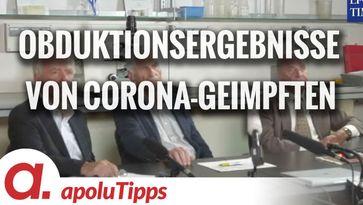 """Bild: SS Video: """"Pathologen enthüllen Obduktionsergebnisse von verstorbenen Corona-Geimpften"""" (https://veezee.tube/w/7vJWUnRDRgBGHJzJLaugAV) / Eigenes Werk"""