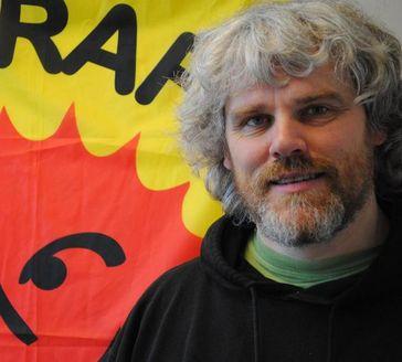 Jochen Stay, Sprecher von .ausgestrahlt. Bild: .ausgestrahlt