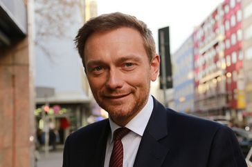 Christian Lindner (2016)