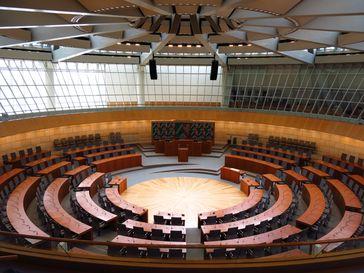 Innenbereich Landtag Nordrhein-Westfalen