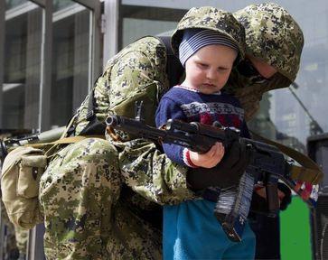 Deutsche Konzerne liefern Waffen in alle Welt (Symbolbild)