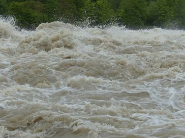 Überschwemmungen