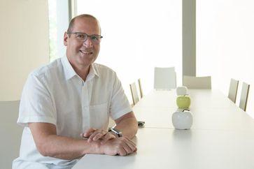 Gruppenleiter Marc Tittgemeyer vom Max-Planck-Institut für Stoffwechselforschung in Köln.