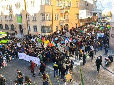 Fridays-for-Future Demo