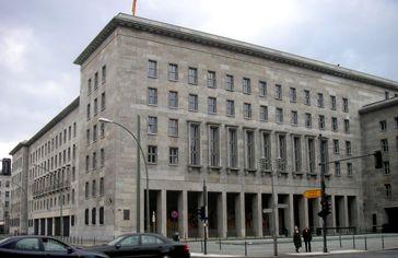 Sitz des Bundesministeriums der Finanzen, Berlin