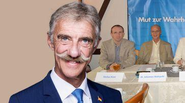 Uwe Junge, Vorsitzender der AfD-Fraktion im Landtag von Rheinland-Pfalz (2018)