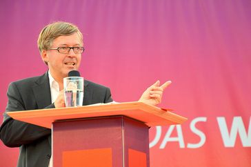 Hans-Peter Bartels Bild: SPD Schleswig-Holstein, on Flickr CC BY-SA 2.0