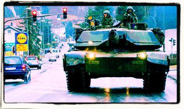 Militär im Inneren (Symbolbild)