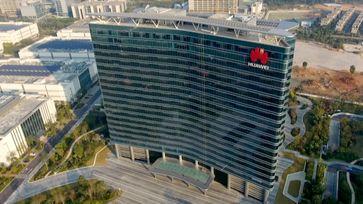 """Der chinesische Konzern Huawei wird von den USA der Spionage beschuldigt. /  Bild: """"obs/ZDFinfo"""""""