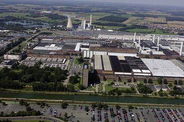 Volkswagenwerk Wolfsburg Bild: Volkswagen AG