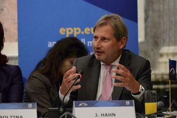 Johannes Hahn Bild: European People's Party, on Flickr CC BY-SA 2.0
