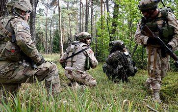 Bild: U.S. Army Europe / Spc. Tristan Bolden