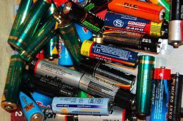 Batterien (Symbolbild)