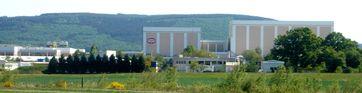 Wittlich, Werke für Tiefkühlproduktion der Dr. Oetker GmbH