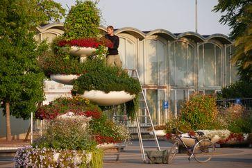 Bild: Bundesgartenschau Erfurt 2021 gGmbH Fotograf: Jens Haentzschel