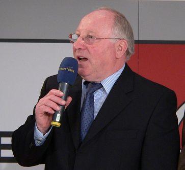 Uwe Seeler, 2006 Bild: Florian K. / wikipedia.org