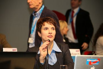 Frauke Petry Bild: flickrview -  blu-news.org - CC BY-SA 2.0