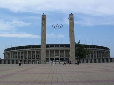 Olympiastadion Berlin Bild: ExtremNews