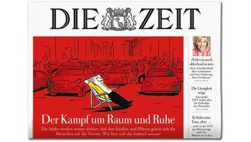 """Cover DIE ZEIT 20/19 Bild: """"obs/DIE ZEIT"""""""