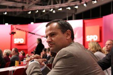 Sebastian Edathy Bild: blu-news.org, on Flickr CC BY-SA 2.0