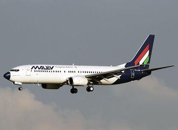 Malev Boeing 737 Bild: Izzimizzi / wikipedia.org