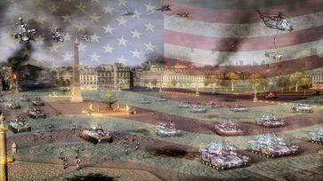 Die USA besetzen bis heute noch immer Deutschland mit zehntausenden Soldaten - für die die Deutschen bezahlen müssen (Symbolbild)