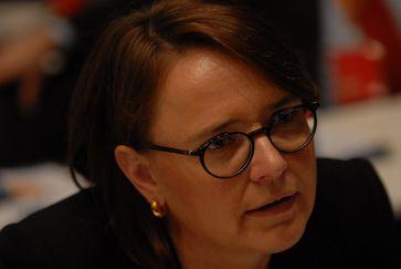 Widmann-Mauz auf dem CDU-Parteitag 2012
