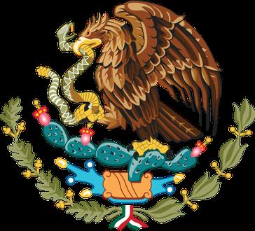 Wappen von Mexiko