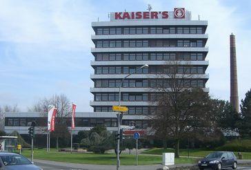 Stammsitz der Kaiser's Tengelmann in Viersen-Hoser