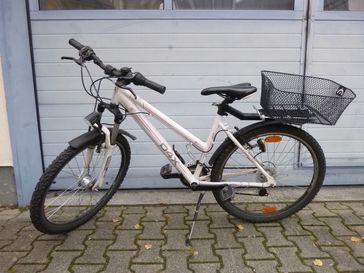 Fahrrad Bild: Polizei