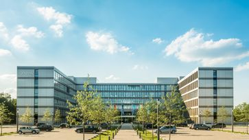 Hauptverwaltung von Vonovia in Bochum (2018)