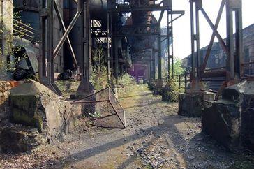 Blühende Landschaften, Deindustrialisierung & Industriebrache (Symbolbild)