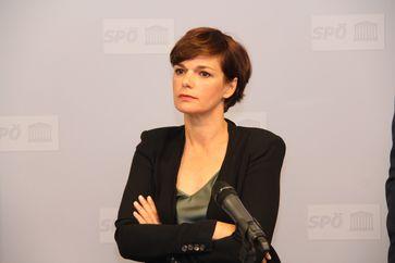 Pamela Rendi-Wagner (2018)