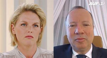 Elsa Mittmannsgruber und Markus Krall (2021)