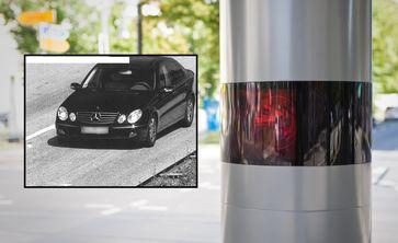 """Geblitzt mit 2km/h unter Tempolimit. Bild: """"obs/CODUKA GmbH/A. Labrentz"""""""