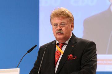 Elmar Brok, 2014