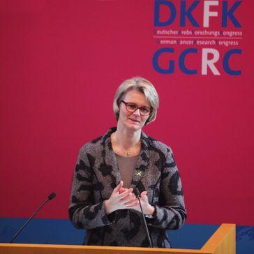 Anja Karliczek, gelernte Hotelkauffrau (2019)